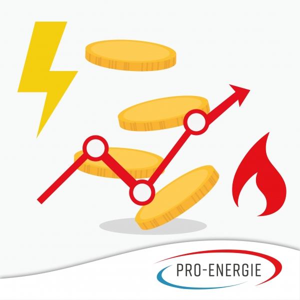 Flambée du prix de l'électricité et du gaz ! Que faire ?