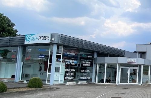 Pro-Energie ouvre son showroom à Seraing!